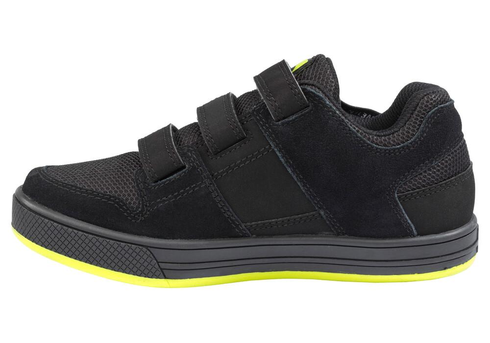 five ten freerider chaussures enfant noir boutique de v los en ligne. Black Bedroom Furniture Sets. Home Design Ideas