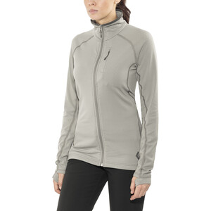 Black Diamond Coefficient Jacke Damen nickel nickel