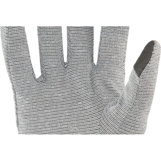 Black Diamond Lightweight Wooltech Handschuhe slate