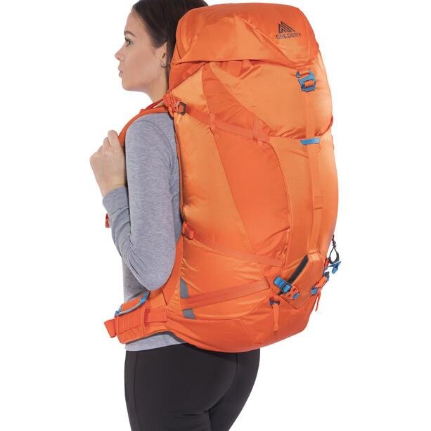 Gregory Alpinisto 50 Rucksack zest orange