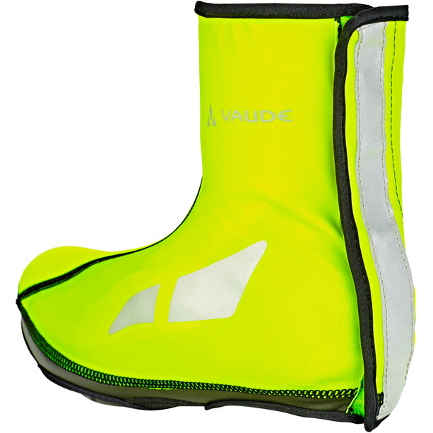 VAUDE Wet Light III Shoe Covers neon yellow