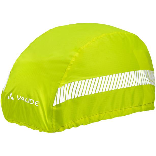 VAUDE Luminum Helm Regenüberzug neon yellow