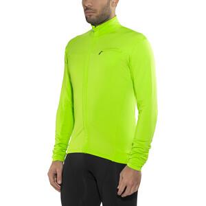 Endura Xtract Roubaix Longsleeve Jersey Herre hi-viz green hi-viz green