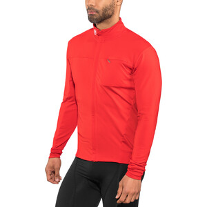 Endura Xtract Roubaix Longsleeve Jersey Herr red red