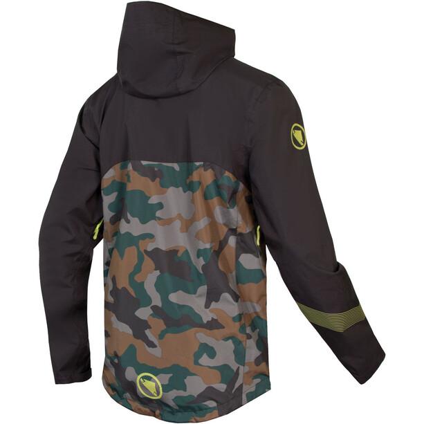 Endura Singletrack II Jacke Herren camouflage