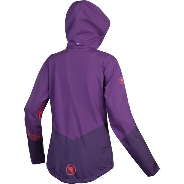 Endura Singletrack II Jacke Damen purple