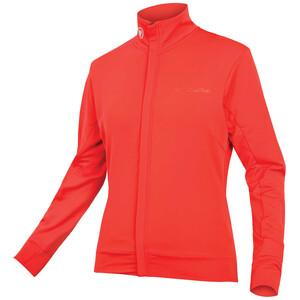 Endura Xtract Roubaix Langarm Trikot Damen orange orange