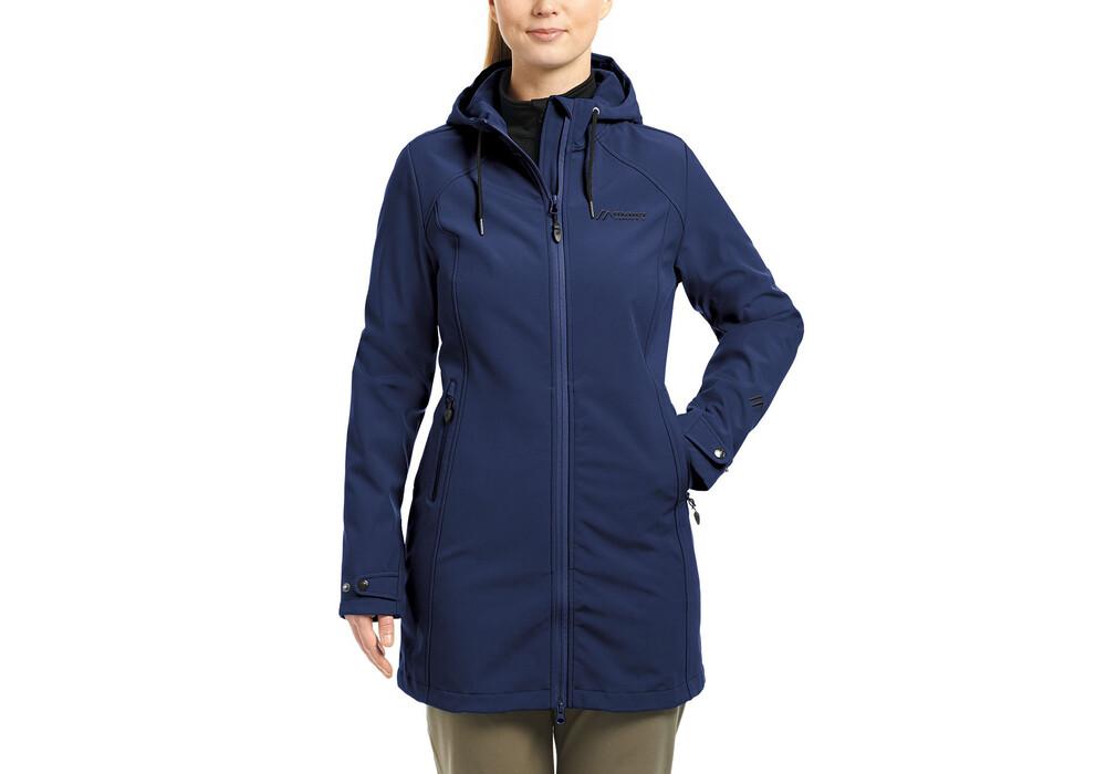 maier sports mim jacket women blue at. Black Bedroom Furniture Sets. Home Design Ideas