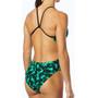 TYR Emulsion Cutoutfit Bathing Suit Dam green