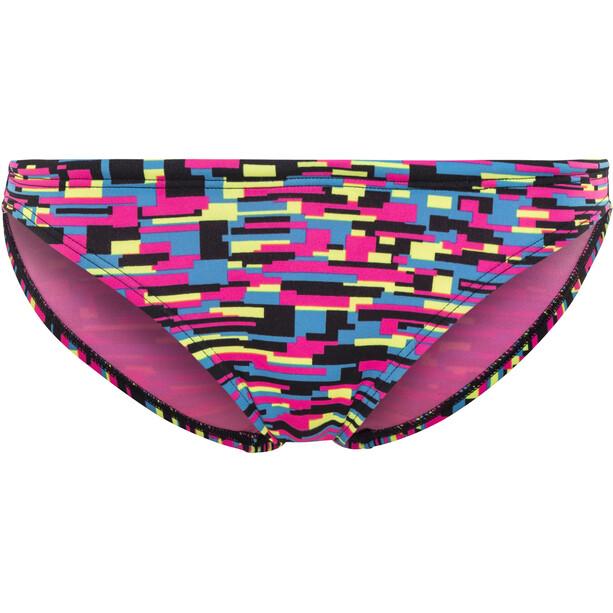 TYR Drift Classic Bikinihose Damen blue/pink