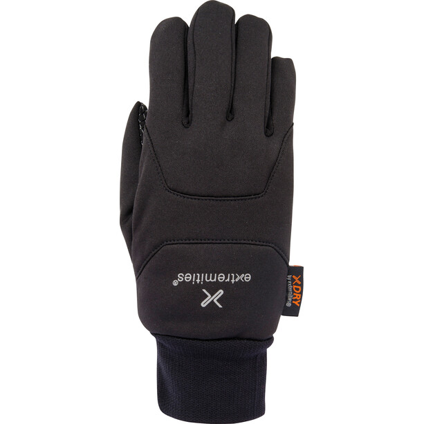 Extremities Insulated Sticky Waterproof Powerliner Gloves black