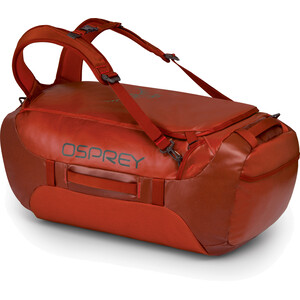 Osprey Transporter 65 Backpack ruffian red ruffian red