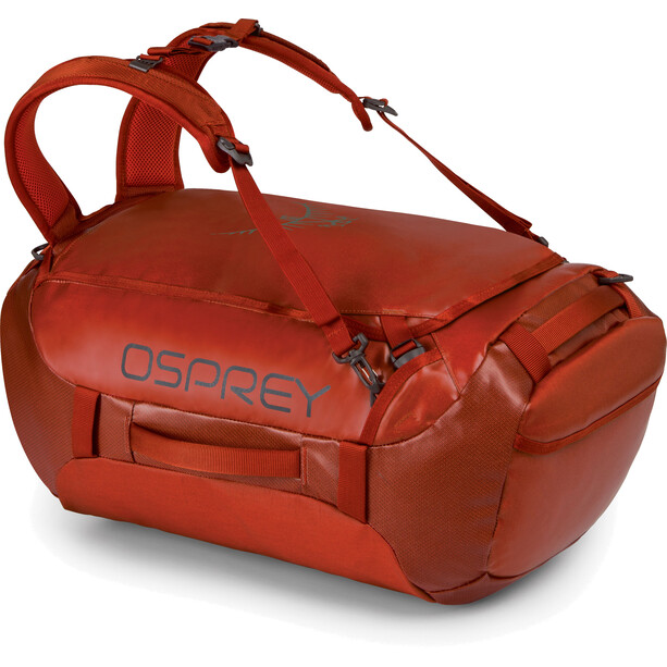 Osprey Transporter 40 Backpack ruffian red