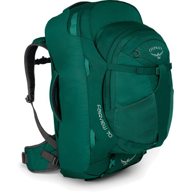 Osprey Fairview 70 Backpack Dam Rainforest Green
