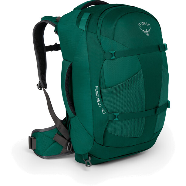 Osprey Fairview 40 Backpack Dam Rainforest Green