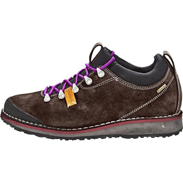 AKU Badia Low GTX Schuhe Damen braun