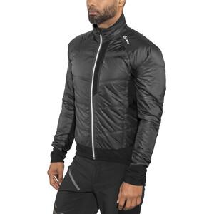 Löffler Iso-Primaloft Mix Bike Jacke Herren schwarz schwarz
