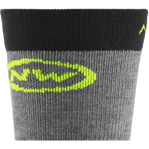 Northwave Extreme Pro High-Cut Socken Herren yellow fluo/black