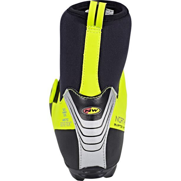 Northwave Raptor Arctic GTX Schuhe Performance Line Herren yellow fluo/black