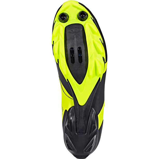 Northwave Raptor GTX Schuhe Herren yellow fluo/black
