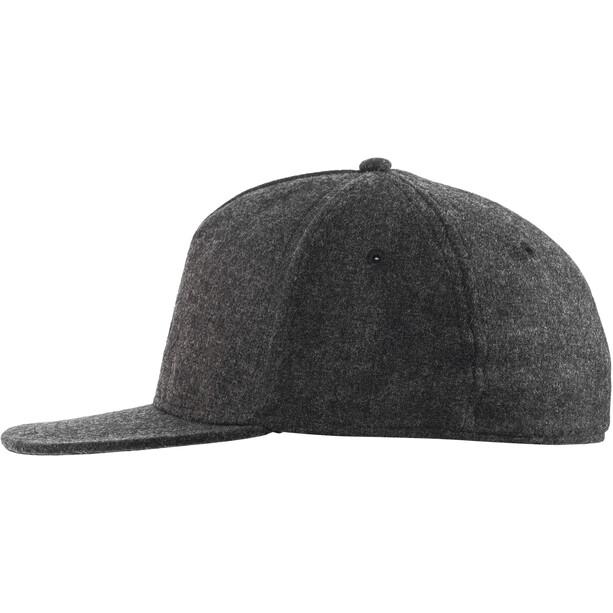 Black Diamond Wool Trucker Hat smoke
