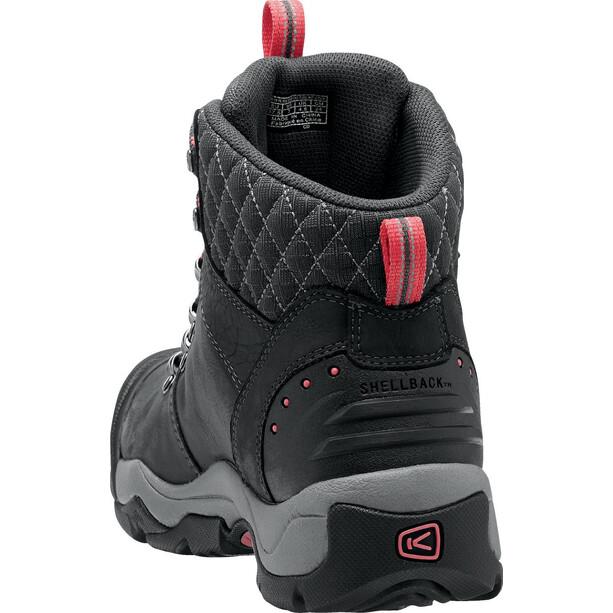 Keen Revel III Shoes Dam black/rose