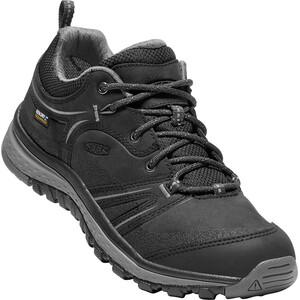 Keen Terradora Leather WP sko Dame Svart/Grå Svart/Grå