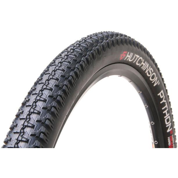 """Hutchinson Python 2 Folding Tyre 29"""" TLR Hardskin, sort"""