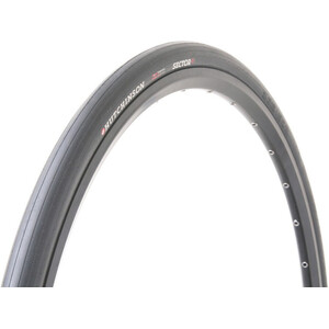 "Hutchinson Sector 28 Folding Tyre 28"" Tubeless black black"