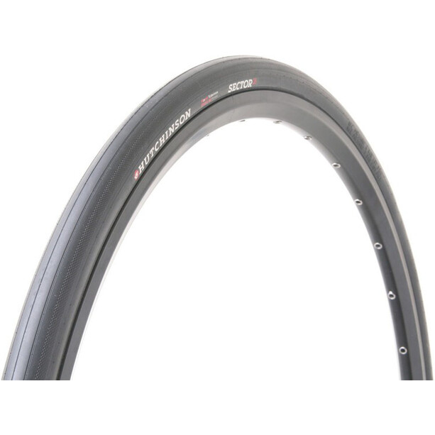 "Hutchinson Sector 28 Folding Tyre 28"" Tubeless black"