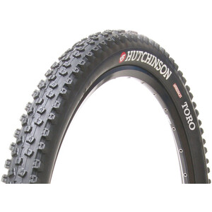 """Hutchinson Toro Folding Tyre 27.5"""" Hardskin svart svart"""