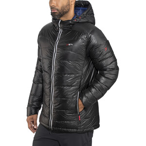 Y by Nordisk Ace H-Box Daunenjacke Herren black/estate blue black/estate blue