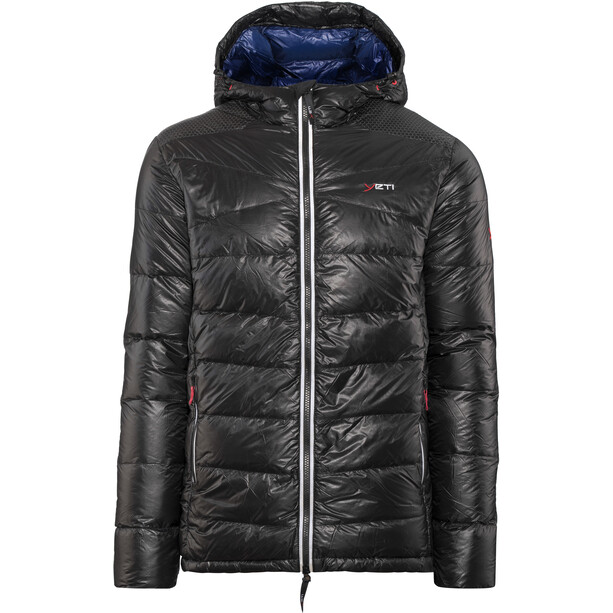Y by Nordisk Ace H-Box Daunenjacke Herren black/estate blue