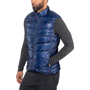Y by Nordisk Cavoc Ultralight Daunenweste Herren estate blue estate blue