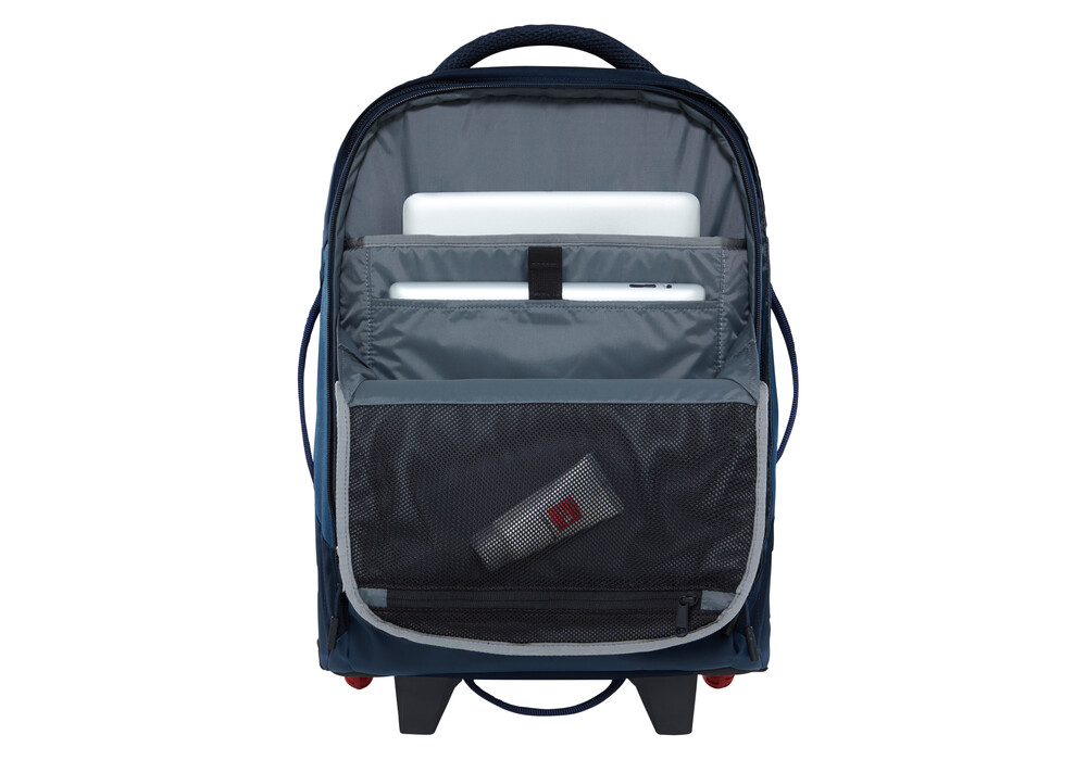 the north face overhead trolley 29 l monterey blue urban navy. Black Bedroom Furniture Sets. Home Design Ideas