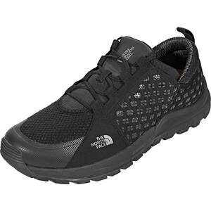 The North Face Mountain Sneakers Herren schwarz/grau schwarz/grau
