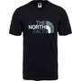 The North Face Easy T-shirt Homme, noir