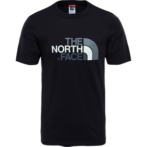 The North Face Easy Kurzarm T-Shirt Herren schwarz schwarz