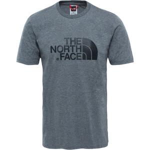 The North Face Easy Kurzarm T-Shirt Herren tnf medium grey heather tnf medium grey heather