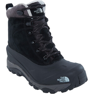 The North Face Chilkat III Stiefel Herren black/dark gull grey black/dark gull grey