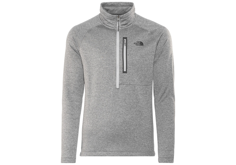 the north face canyonlands sweat shirt homme gris sur. Black Bedroom Furniture Sets. Home Design Ideas
