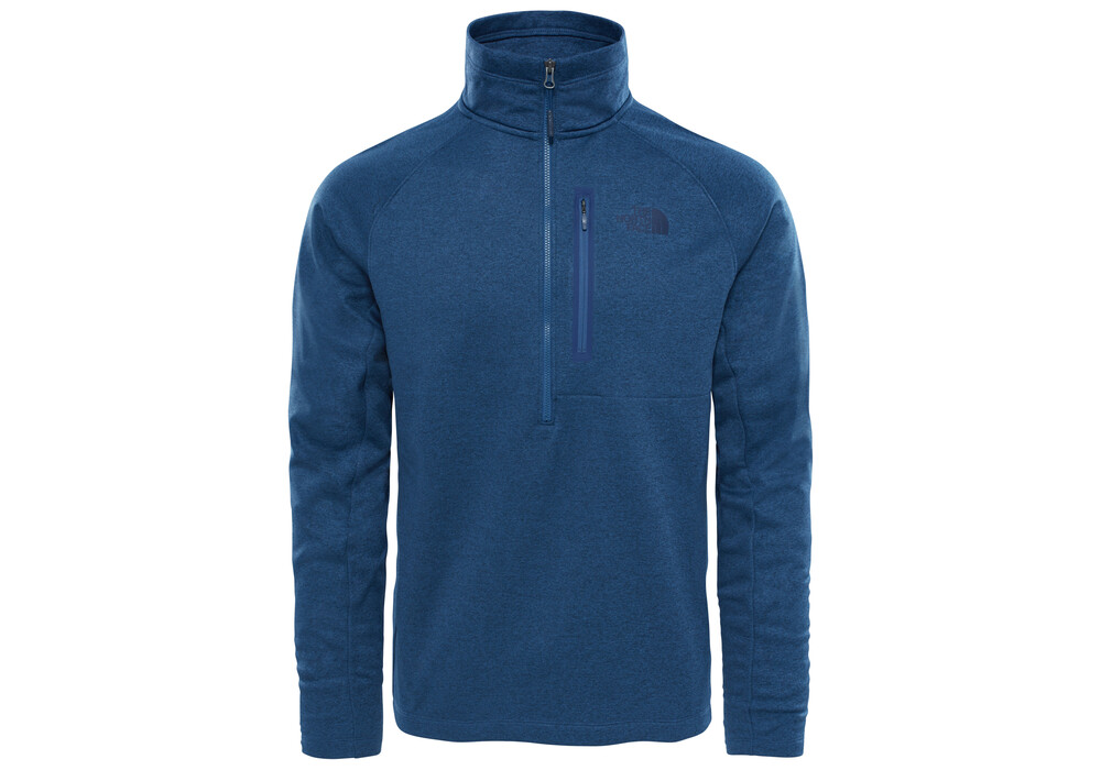the north face canyonlands sweat shirt homme bleu sur. Black Bedroom Furniture Sets. Home Design Ideas