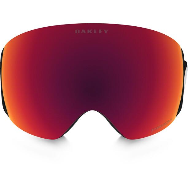 Oakley Flight Deck XM Snow Goggles matte black w/ prizm torch iridium