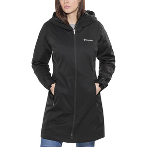 Columbia Autumn Rise Mid Jacke Damen black black