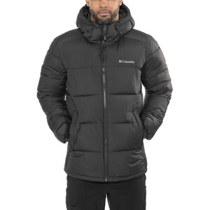 Columbia Pike Lake Kapuzenjacke Herren black black