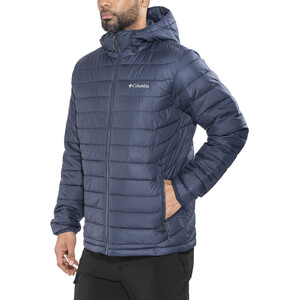 Columbia Powder Lite Kapuzenjacke Herren collegiate navy collegiate navy