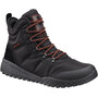 Columbia Fairbanks Omni-Heat Schuhe Herren black/rusty