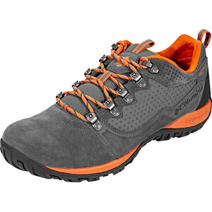Columbia Peakfreak Venture Low Suede WP Schuhe Herren Graphite/Desert Sun Graphite/Desert Sun