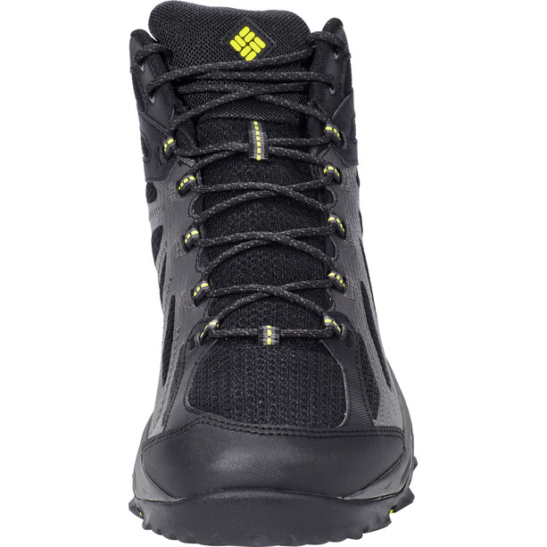 Columbia Peakfreak XCRSN II XCEL Mid Outdry Schuhe Herren black/zour