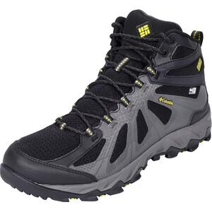 Columbia Peakfreak XCRSN II XCEL Mid Outdry Schuhe Herren black/zour black/zour